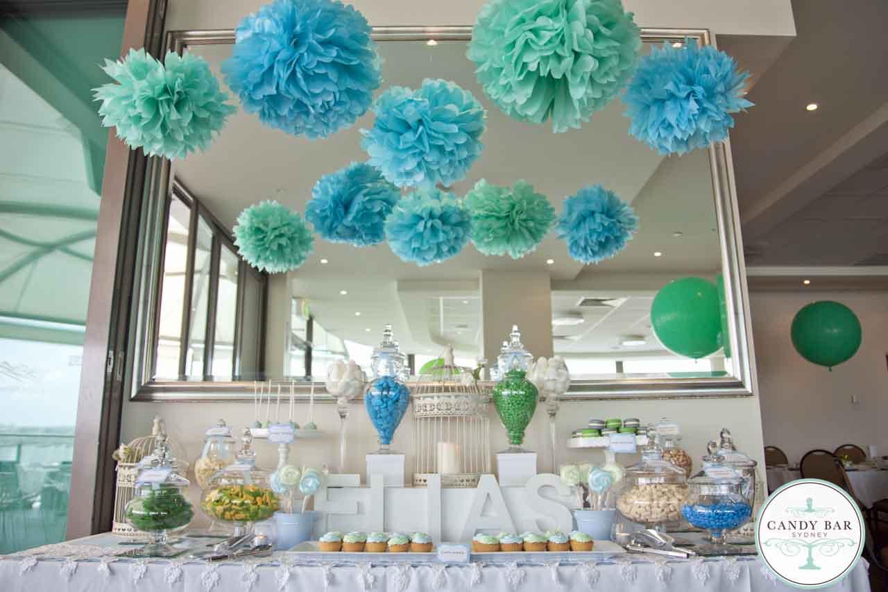 Candy bar alebo sladkosti na svadbe - Obrázok č. 56