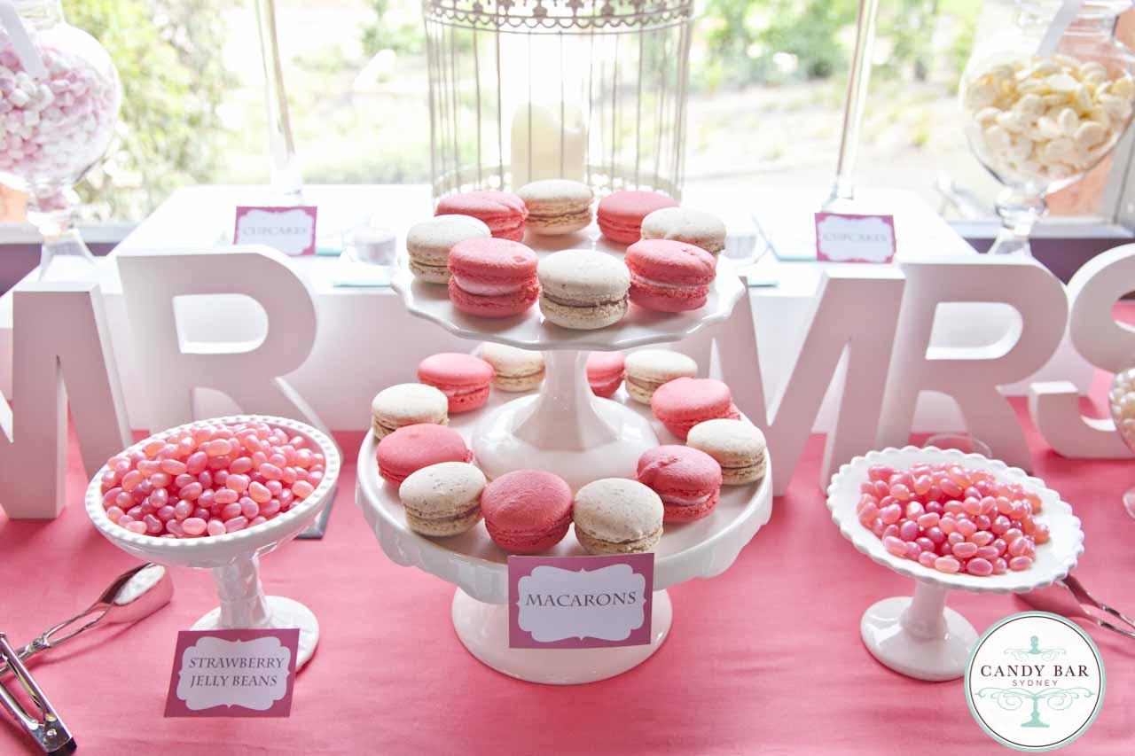Candy bar alebo sladkosti na svadbe - Obrázok č. 57