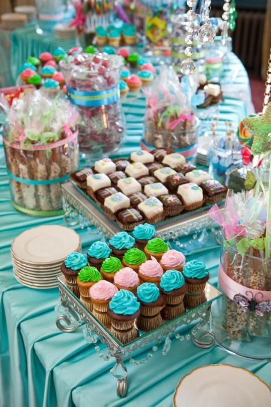 Candy bar alebo sladkosti na svadbe - Obrázok č. 64