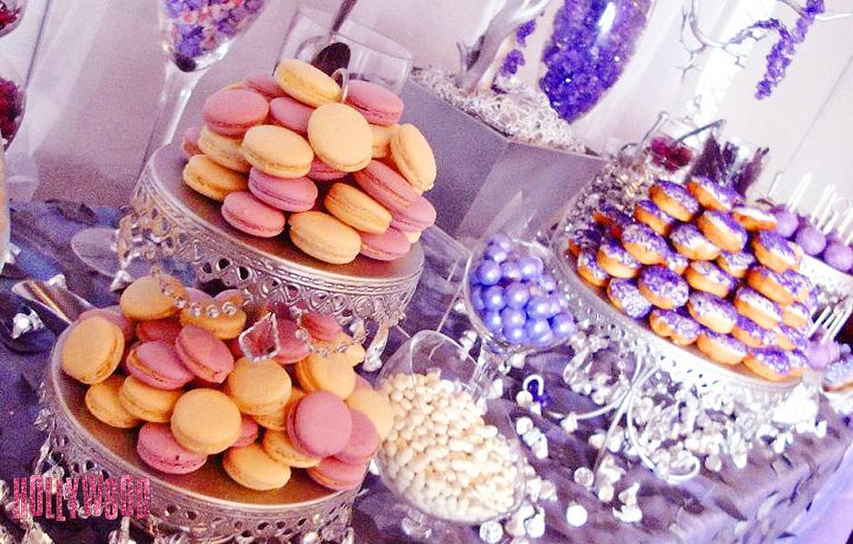 Candy bar alebo sladkosti na svadbe - Obrázok č. 73