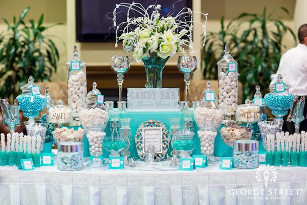 Candy bar alebo sladkosti na svadbe - Obrázok č. 84