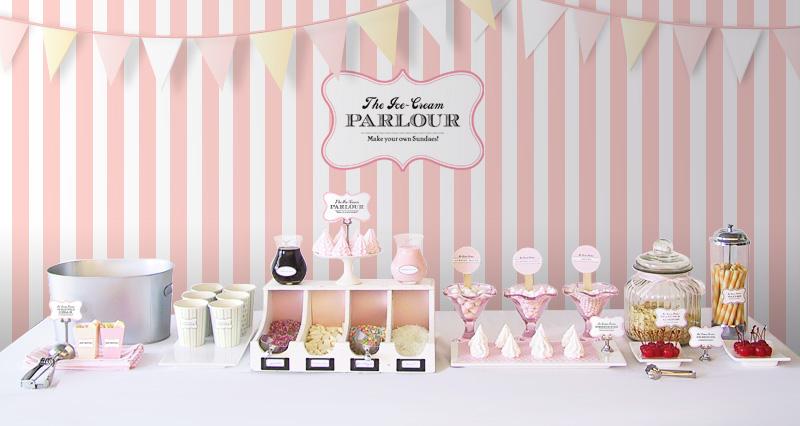 Candy bar alebo sladkosti na svadbe - Obrázok č. 86