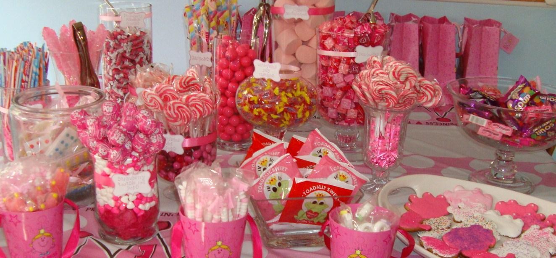 Candy bar alebo sladkosti na svadbe - Obrázok č. 88