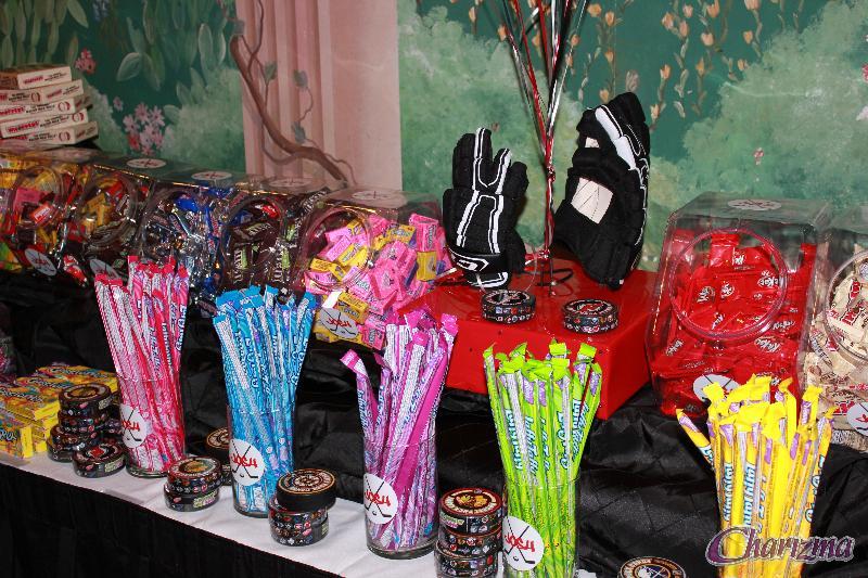 Candy bar alebo sladkosti na svadbe - Obrázok č. 95