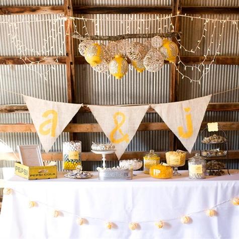 Candy bar alebo sladkosti na svadbe - Obrázok č. 97