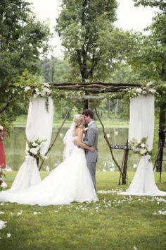 Vidiecka svadba inšpirácie - Obrázok č. 26