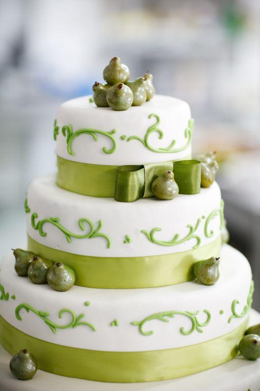 Zelené torty inšpirácie - Obrázok č. 2