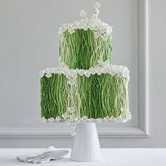 Zelené torty inšpirácie - Obrázok č. 6