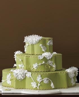 Zelené torty inšpirácie - Obrázok č. 11
