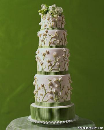Zelené torty inšpirácie - Obrázok č. 18
