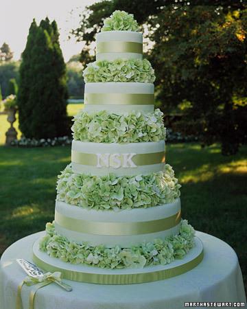 Zelené torty inšpirácie - Obrázok č. 23