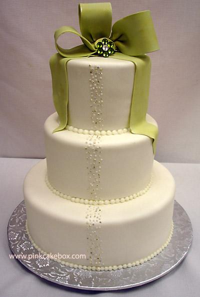 Zelené torty inšpirácie - Obrázok č. 28