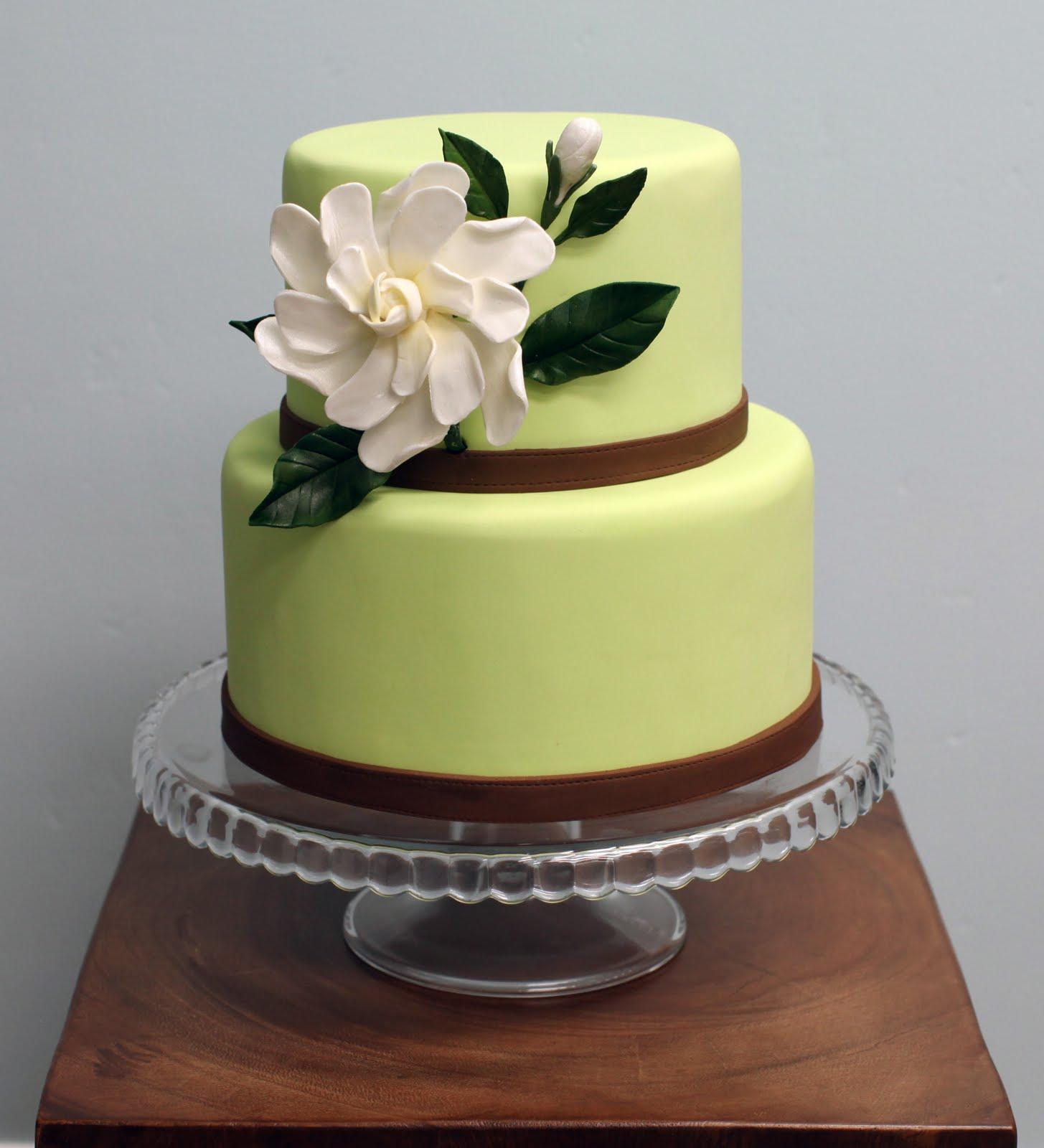 Zelené torty inšpirácie - Obrázok č. 30