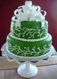 Zelené torty inšpirácie - Obrázok č. 43