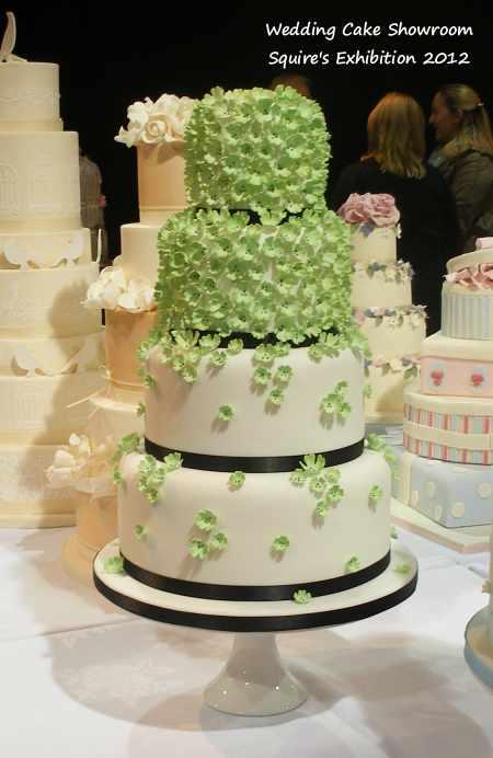 Zelené torty inšpirácie - Obrázok č. 54
