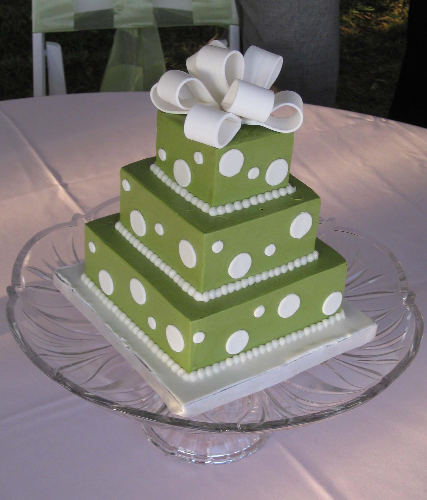 Zelené torty inšpirácie - Obrázok č. 61