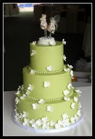 Zelené torty inšpirácie - Obrázok č. 74