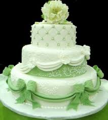 Zelené torty inšpirácie - Obrázok č. 76