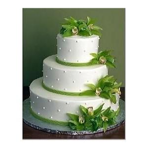 Zelené torty inšpirácie - Obrázok č. 77