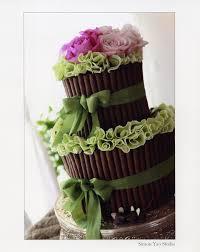 Zelené torty inšpirácie - Obrázok č. 84