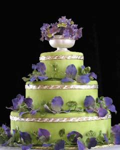 Zelené torty inšpirácie - Obrázok č. 90