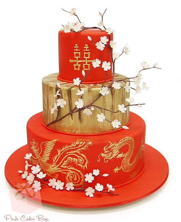 Červené torty inšpirácie - Obrázok č. 30