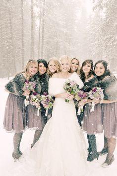 Zimná svadba inšpirácie - Obrázok č. 30