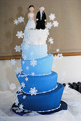 Zimná svadba inšpirácie - Obrázok č. 28