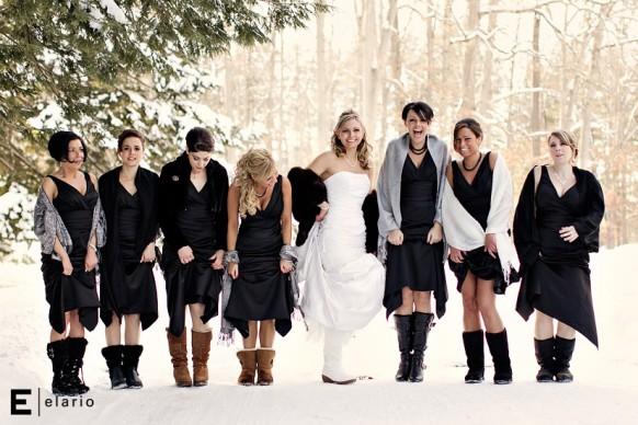 Zimná svadba inšpirácie - Obrázok č. 81