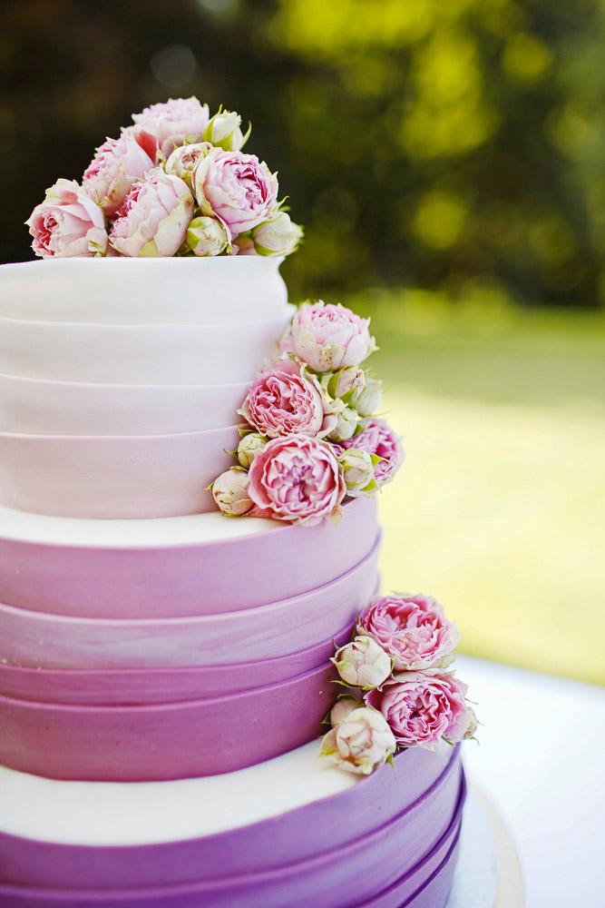 Ružové torty inšpirácie - Obrázok č. 79