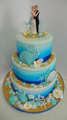 Modré torty inšpirácie - Obrázok č. 16