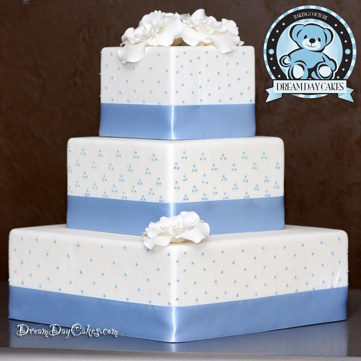 Modré torty inšpirácie - Obrázok č. 87