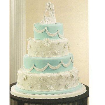 Modré torty inšpirácie - Obrázok č. 88