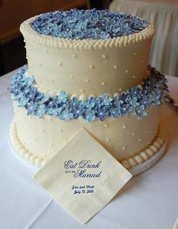 Modré torty inšpirácie - Obrázok č. 140