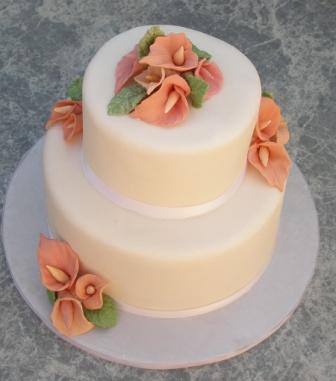 Marhuľové torty inšpirácie - Obrázok č. 22