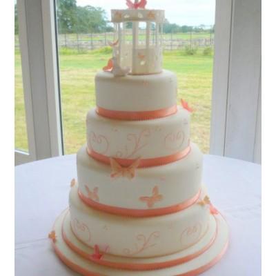 Marhuľové torty inšpirácie - Obrázok č. 26