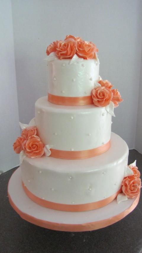 Marhuľové torty inšpirácie - Obrázok č. 30