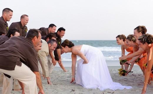 Zábavné svadobné fotografie inšpirácie - Obrázok č. 6