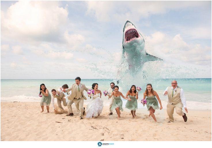 Zábavné svadobné fotografie inšpirácie - Obrázok č. 7