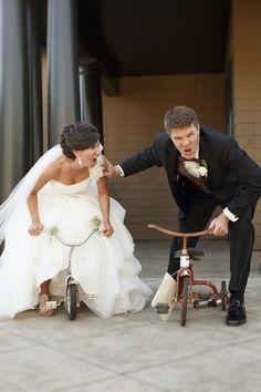 Zábavné svadobné fotografie inšpirácie - Obrázok č. 9