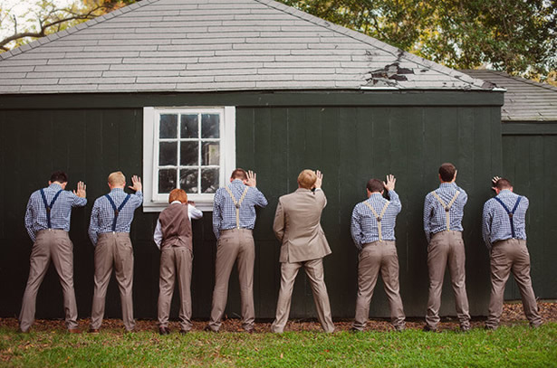 Zábavné svadobné fotografie inšpirácie - Obrázok č. 11