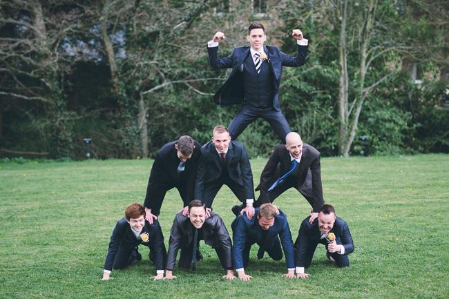 Zábavné svadobné fotografie inšpirácie - Obrázok č. 15