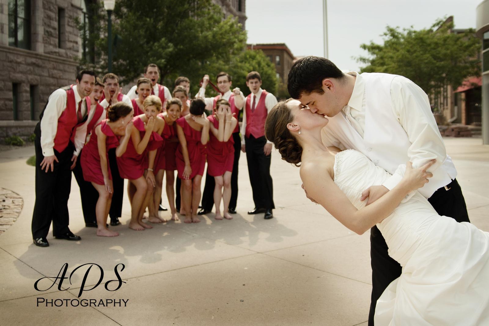 Zábavné svadobné fotografie inšpirácie - Obrázok č. 22
