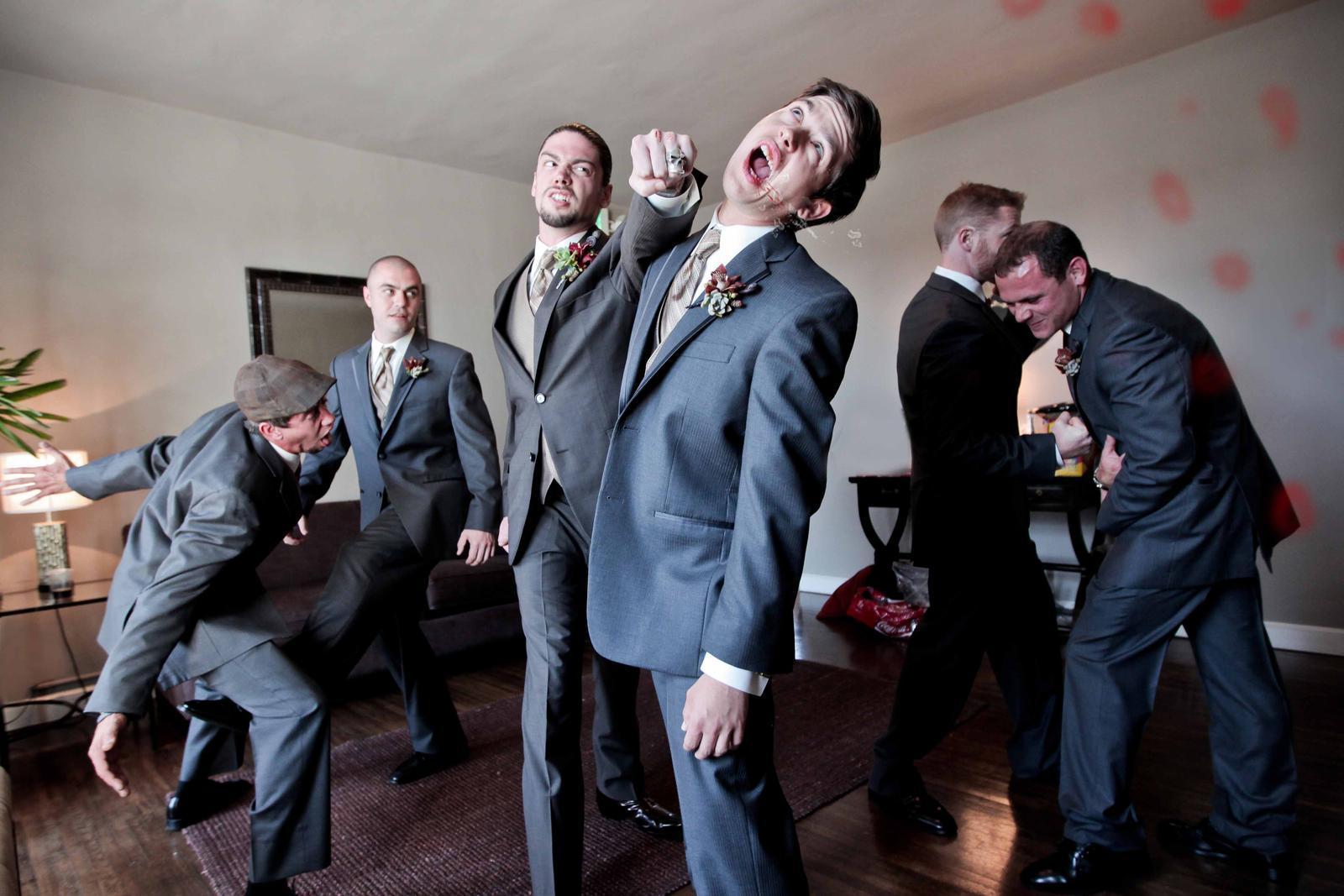 Zábavné svadobné fotografie inšpirácie - Obrázok č. 26