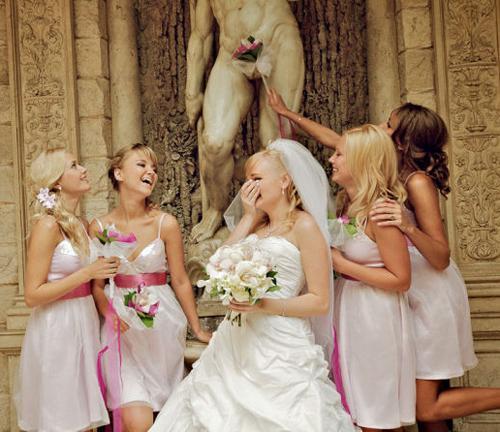 Zábavné svadobné fotografie inšpirácie - Obrázok č. 37