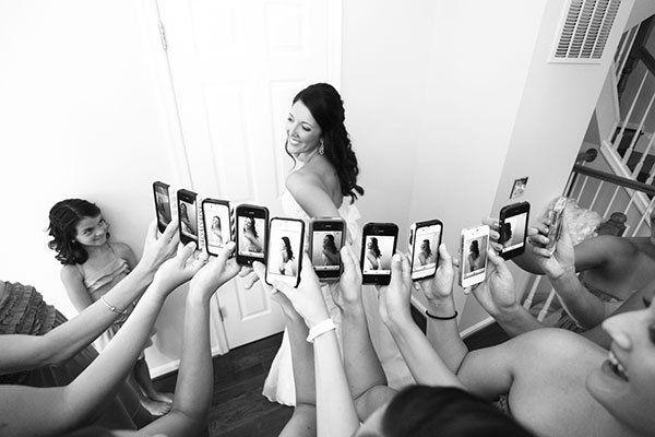 Zábavné svadobné fotografie inšpirácie - Obrázok č. 49