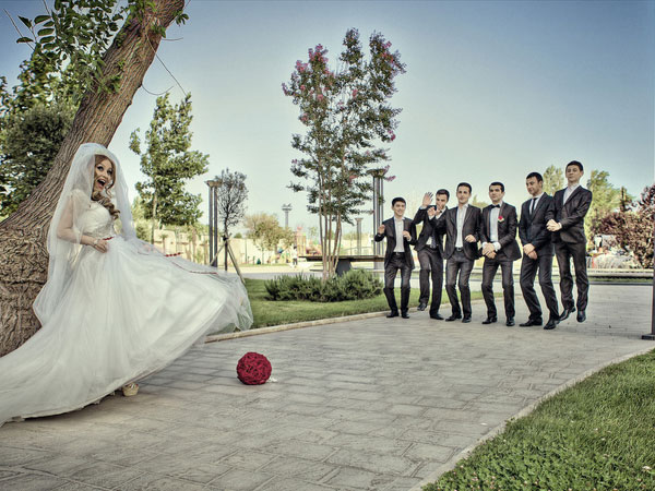 Zábavné svadobné fotografie inšpirácie - Obrázok č. 56