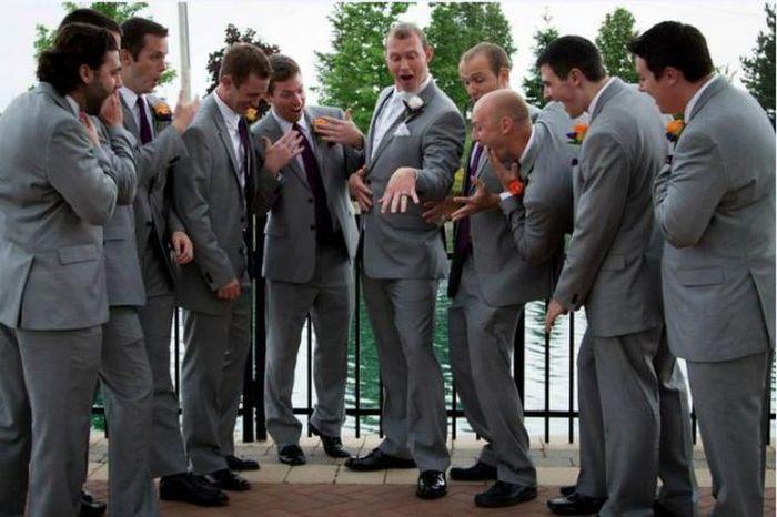 Zábavné svadobné fotografie inšpirácie - Obrázok č. 57