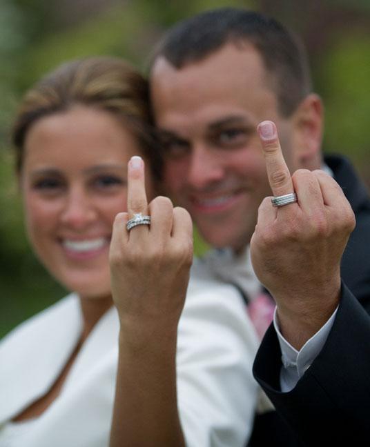 Zábavné svadobné fotografie inšpirácie - Obrázok č. 65