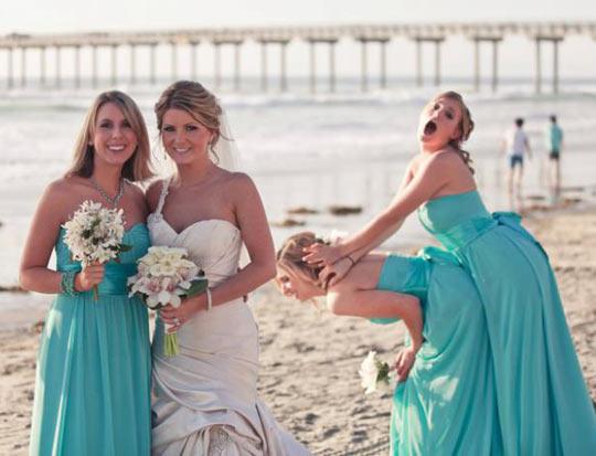 Zábavné svadobné fotografie inšpirácie - Obrázok č. 72